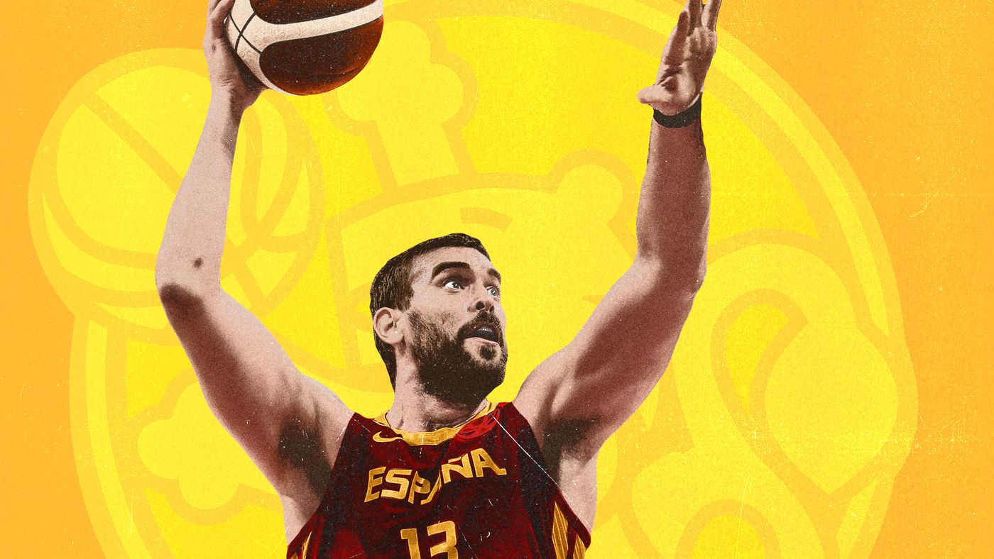 Marc Gasol Is the Key to Spain's Gold-Medal Chase and the Raptors' Future