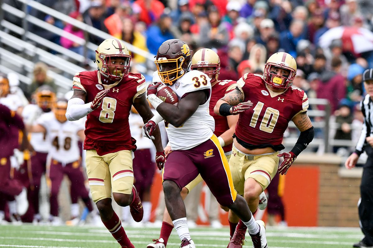 boston college football