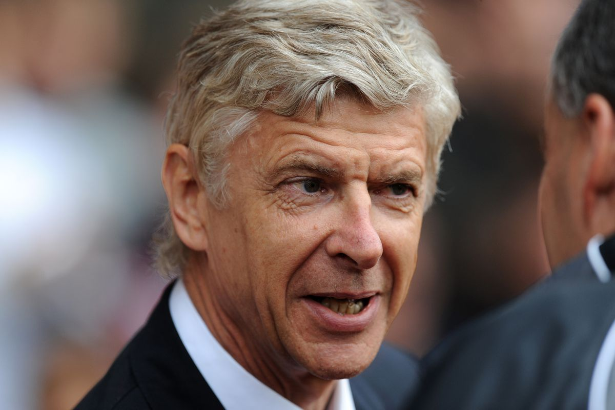 We couldn't find a Niang picture, but here's one of a Wenger troll face