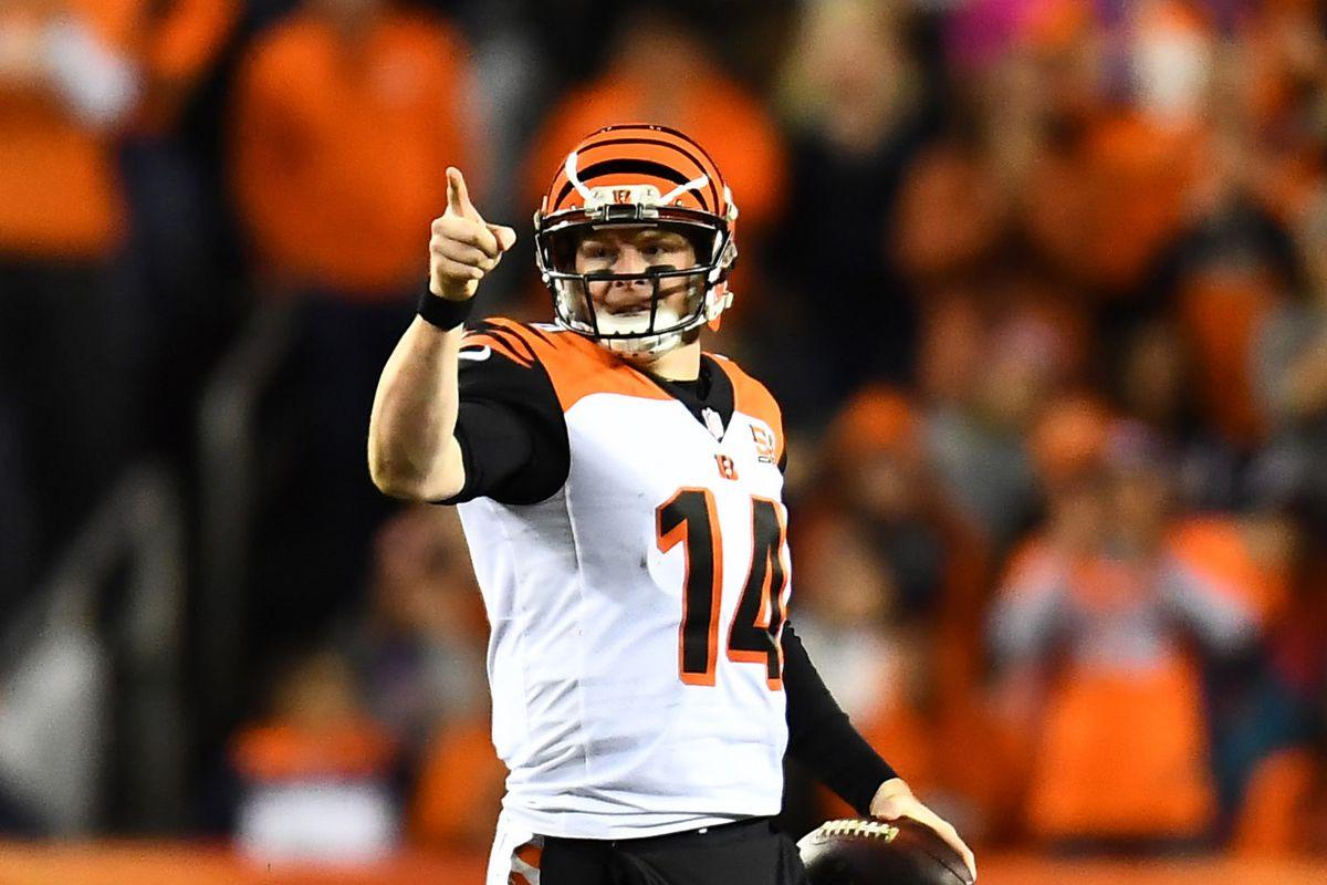 NFL: Cincinnati Bengals at Denver Broncos