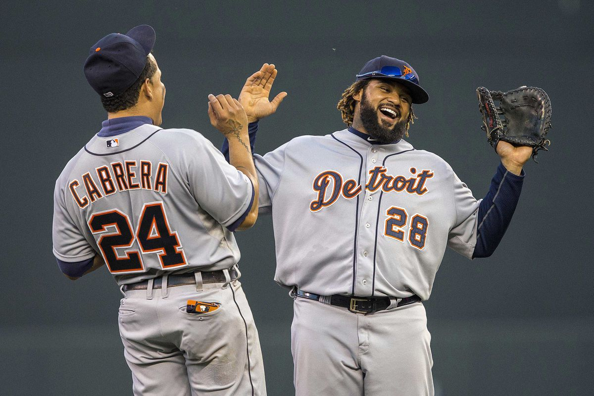 Cabrera and Fielder will have a chance to celebrate at the All Star game