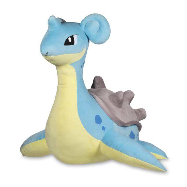 Lapras Pokémon plush