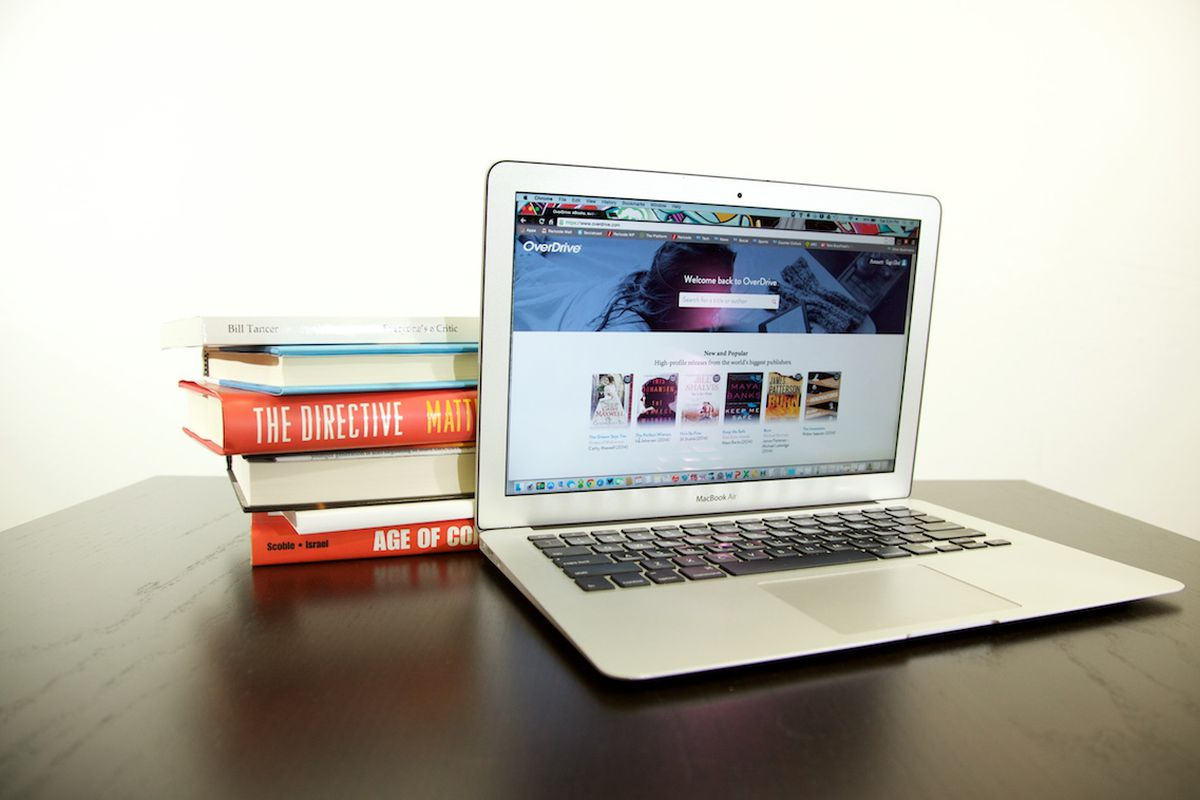 OverDrive Review: A Free E-Book Lending Service That Requires Some Patience