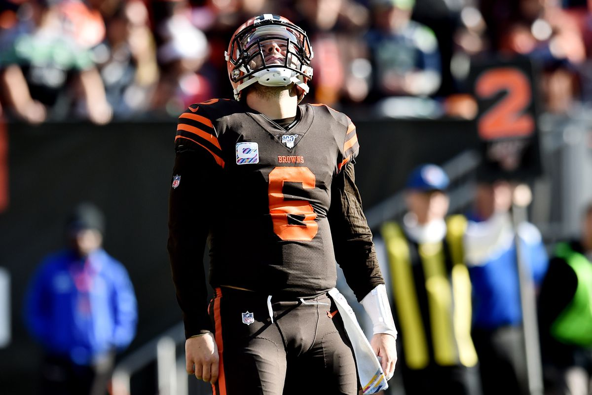 The Browns Bye Week Report Card Dawgs By Nature