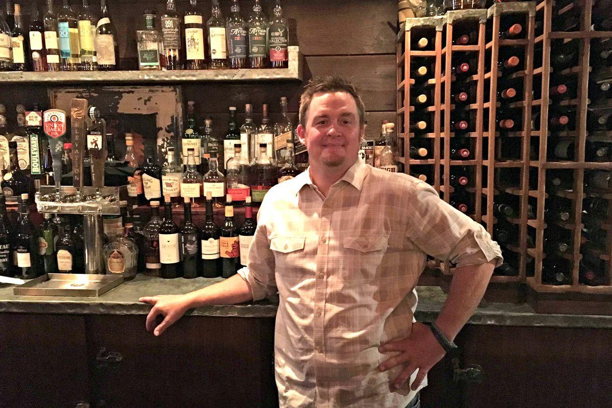 Chef/Owner Goose Sorensen of Solera