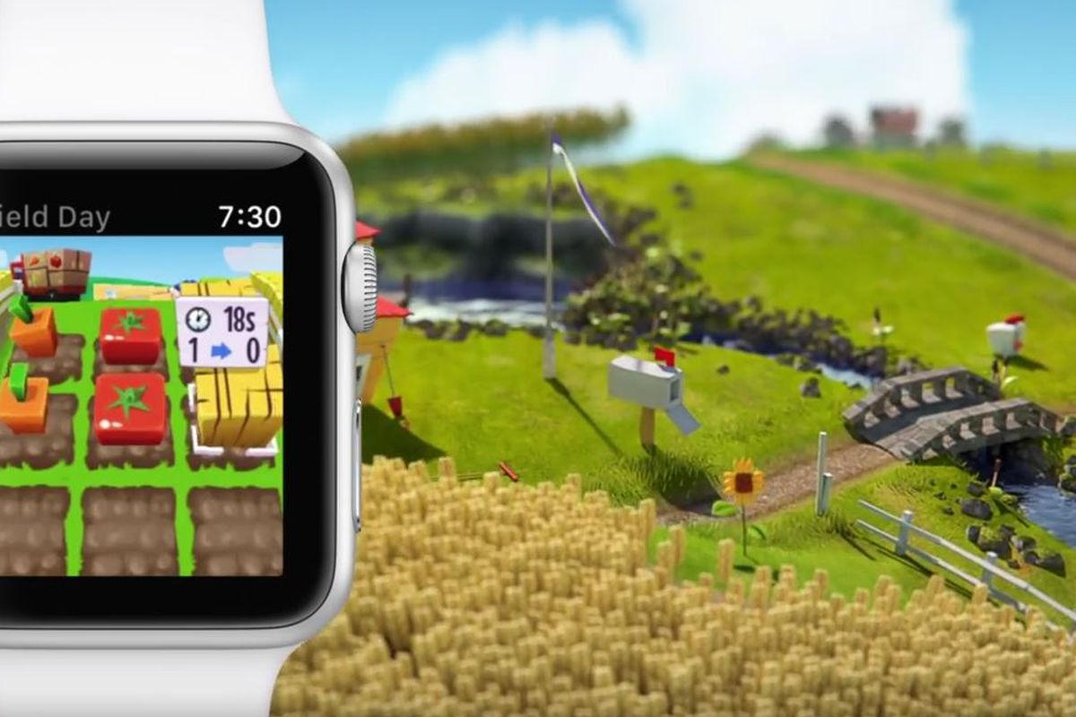 Finally, an Apple Watch game that doesn't play itself - Polygon