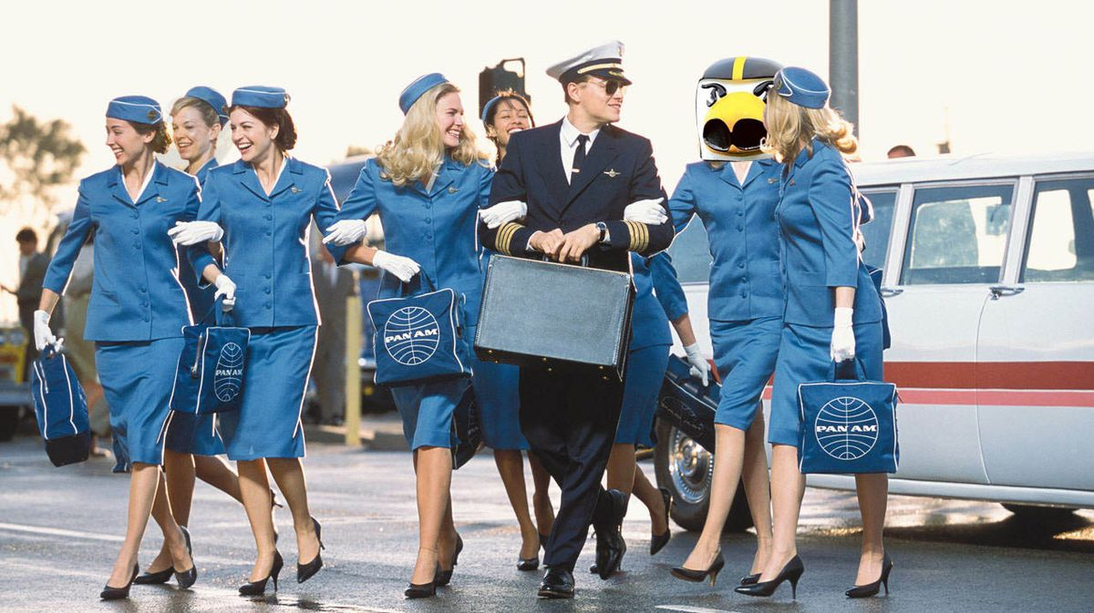 herky in catch me if you can