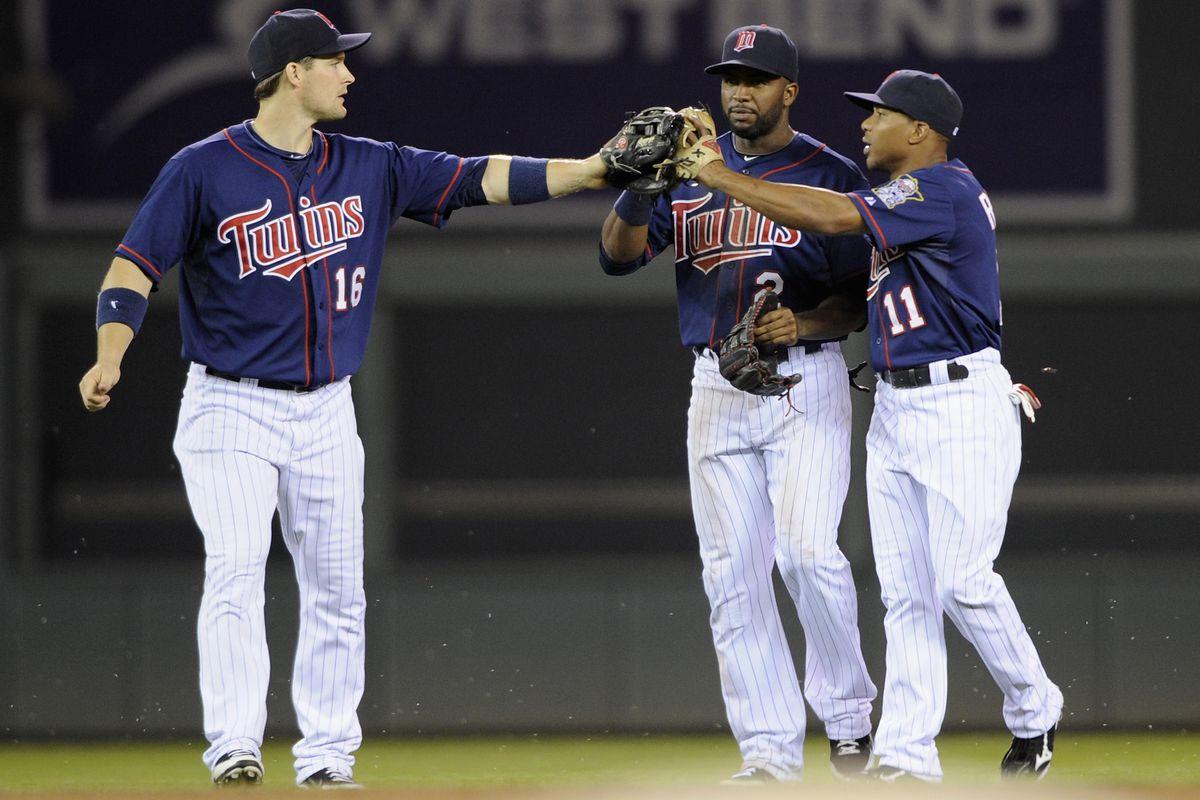 The Minnesota Triplets...err...Twins.