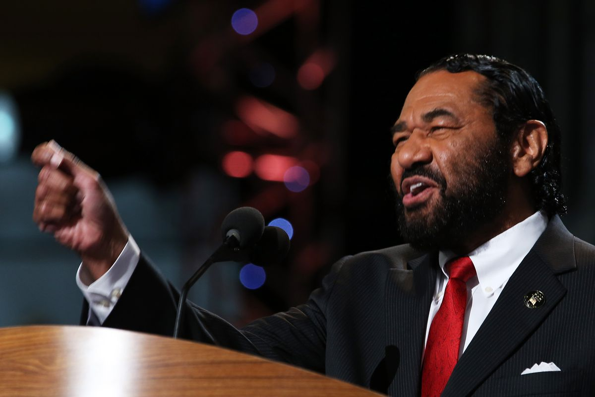 Rep. Al Green issues statement after 2008 lawsuit resurfaces