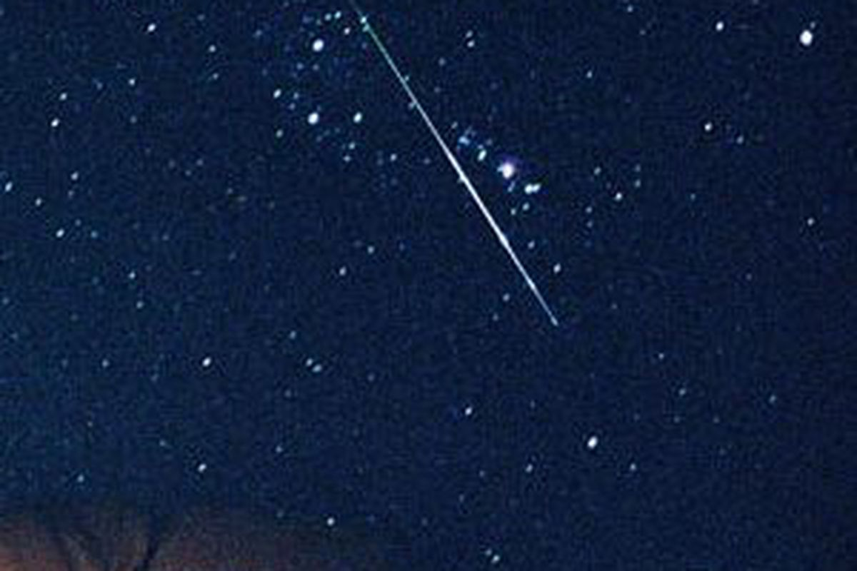 Lyrid meteor shower to produce up to 20 shooting stars every