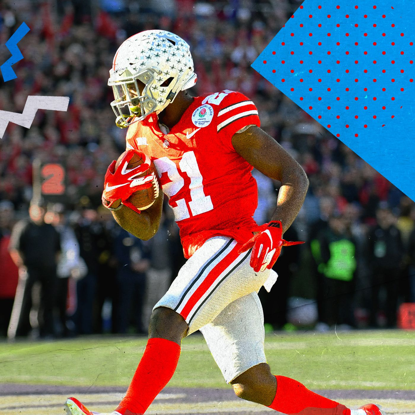 promo code 702ef 60677 Why new Indianapolis Colts WR Parris Campbell will be fun to ...