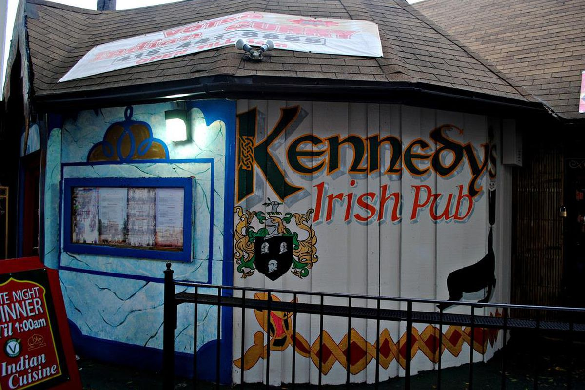Kennedy's Pub & Curry House