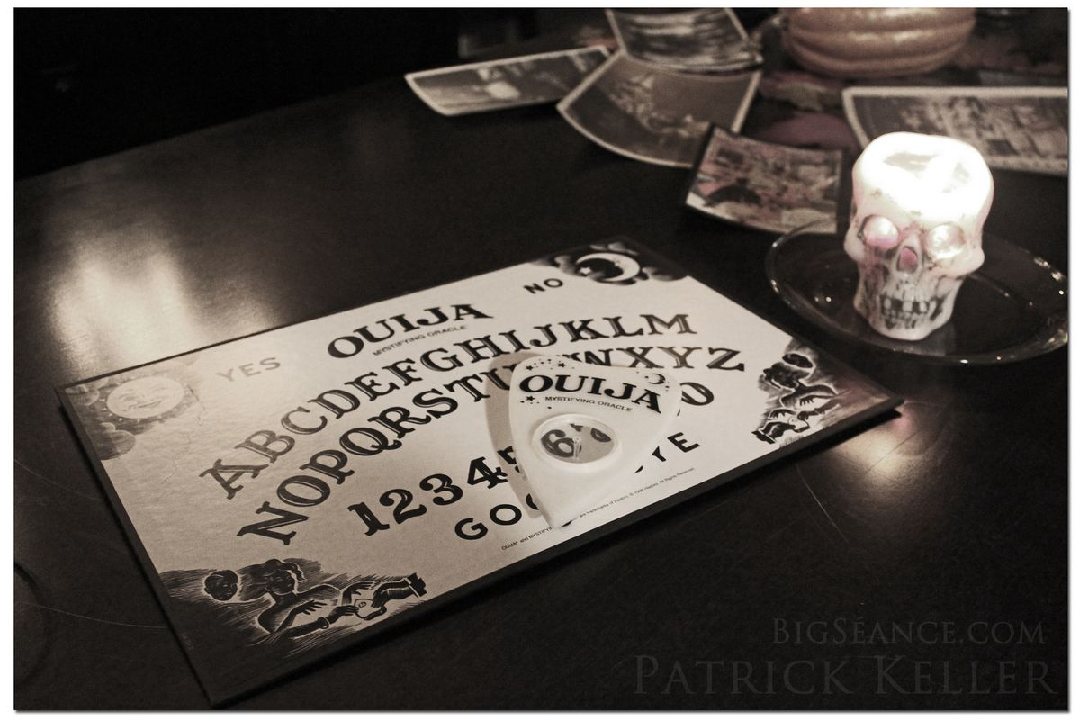 How Ouija Boards Work Hint Its Not Ghosts Vox