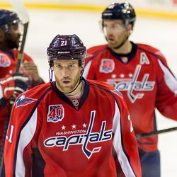Laich Looks During Stop