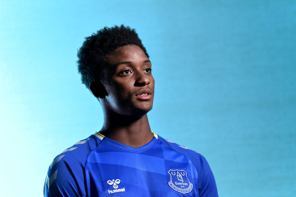 Gray wants to be a pivotal player for Everton - Royal Blue Mersey