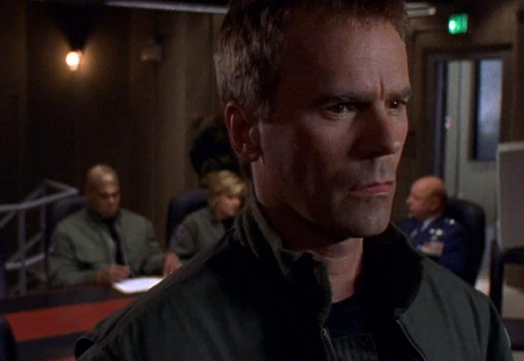 Jack O'Neill in Stargate Command in the TV Show Stargate SG-1