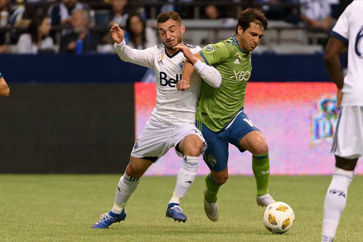 MLS: Seattle Sounders at Vancouver Whitecaps