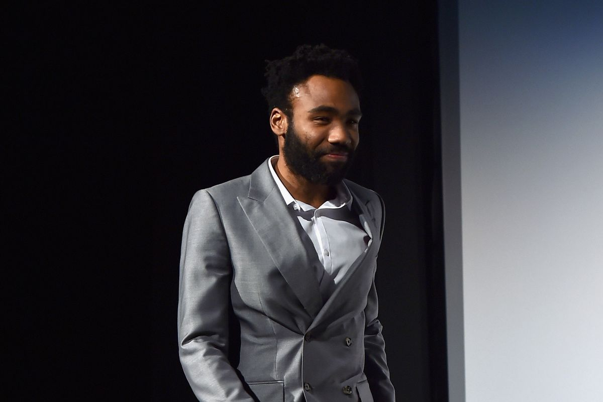 Donald Glover Is Making A Comedy About The Atlanta Rap Scene For