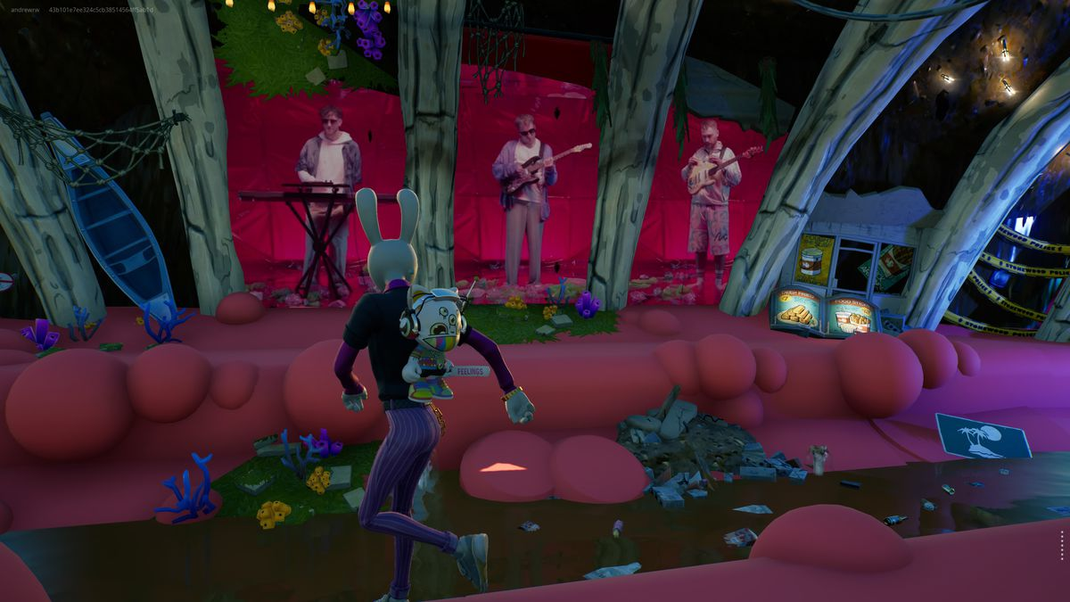 Fortnite How To Get Hover Bored Fortnite S New Virtual Concert Might Be Its Trippiest Yet The Verge