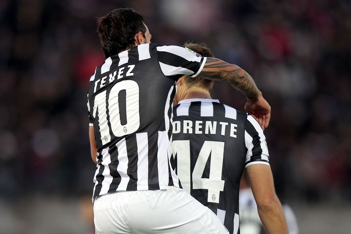 Juve rode the backs of these two all year long. And rightly so.