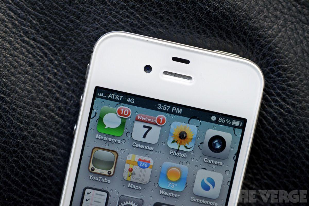 iphone 4g lies