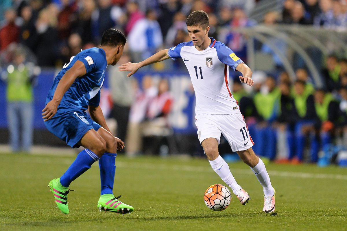 Watch 9 Year Old Christian Pulisic Tears Apart Youth