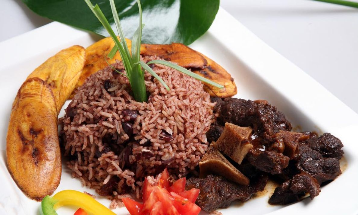 Best Caribbean restaurants in London: Brown Eagle