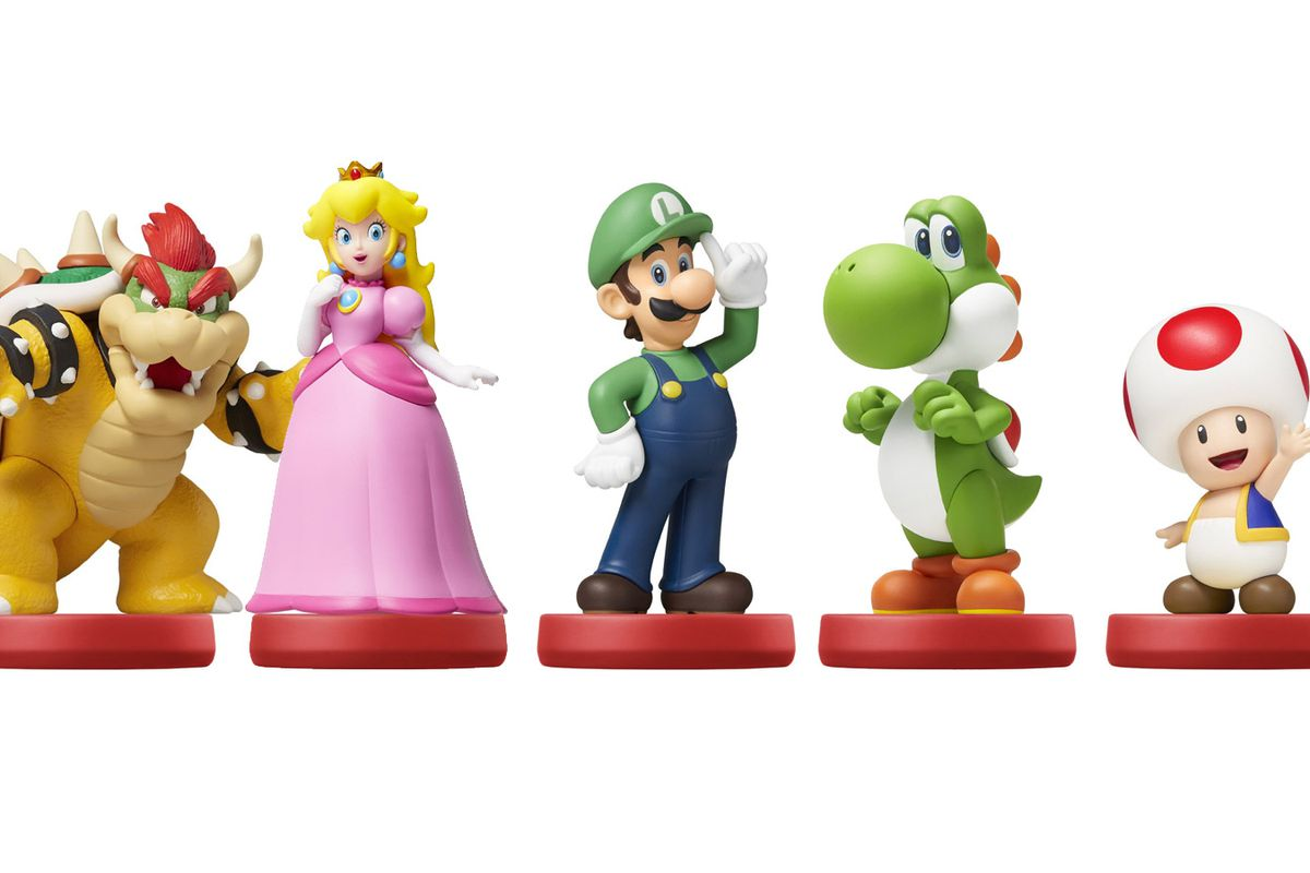 You Can Pre Order The Amiibos For Mario Party 10 Now Before