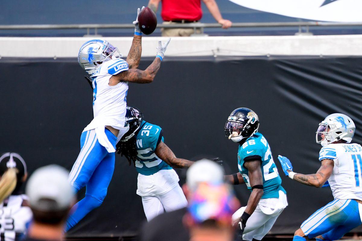 NFL: Detroit Lions at Jacksonville Jaguars