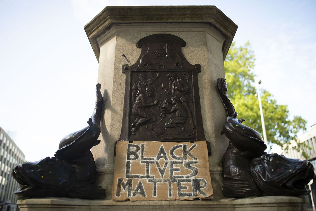Black Lives Matter Movement Heralds Changes To Bristol's Slave Trade Legacy