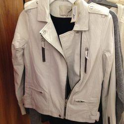 Iro leather jacket, $400