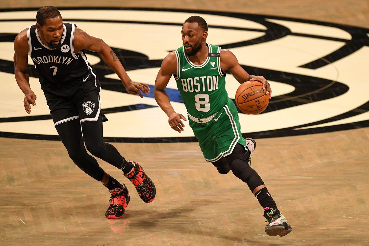 NBA: Playoffs-Boston Celtics at Brooklyn Nets