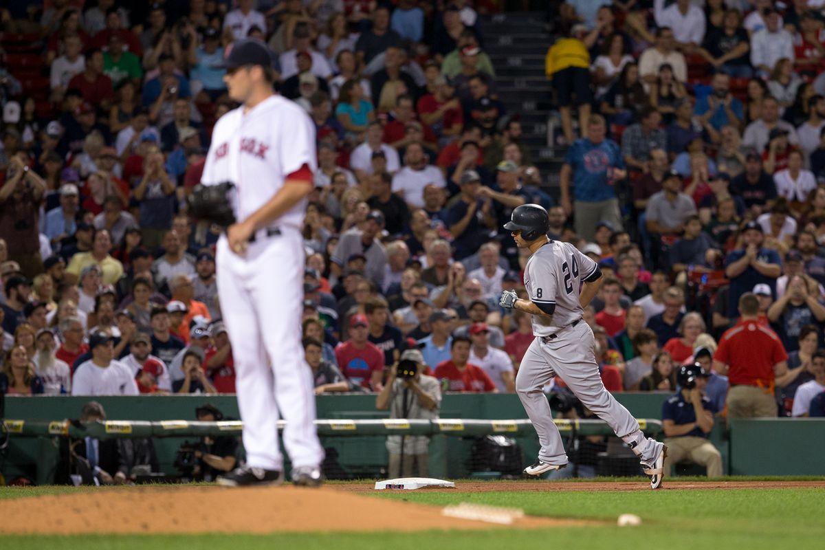 New York Yankees v Boston Red Sox