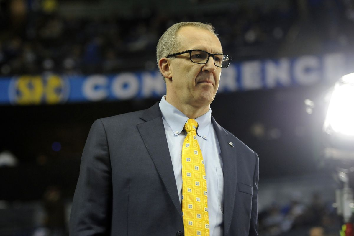 Incoming commish Greg Sankey inherited some tough issues.