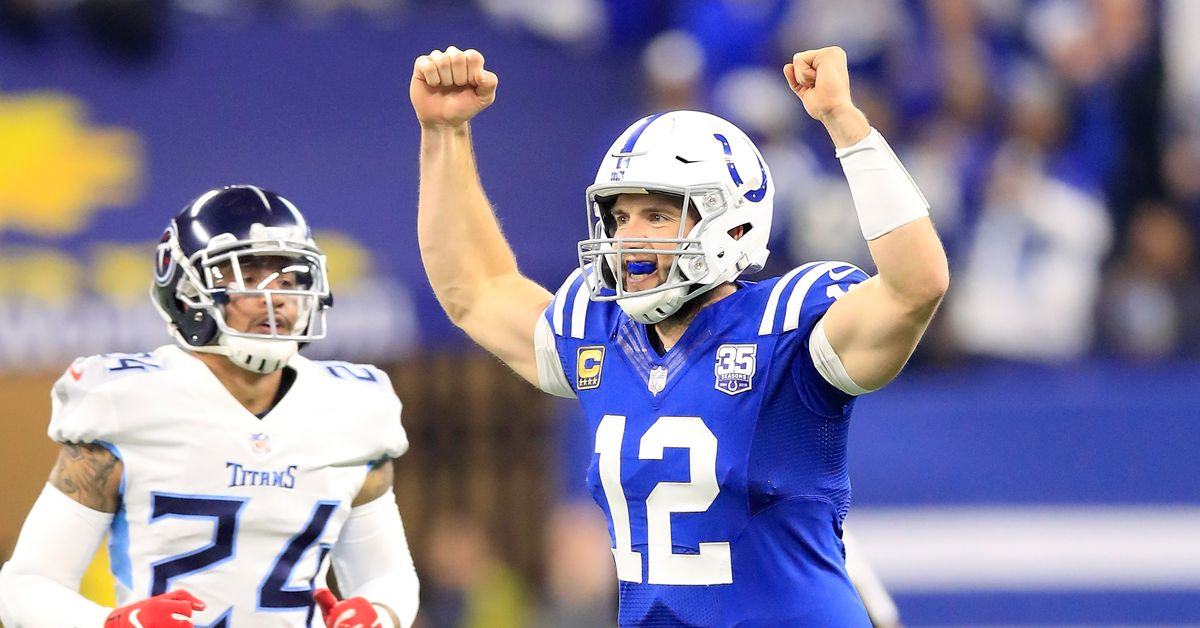 Sunday Night Football: Indianapolis Colts @ Tennessee ...