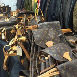 So many bags!