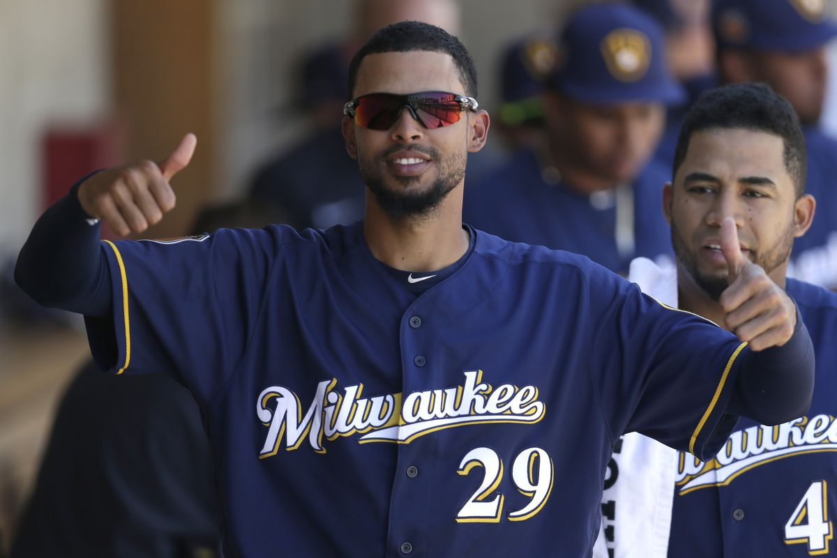 MLB: Spring Training-Los Angeles Dodgers at Milwaukee Brewers