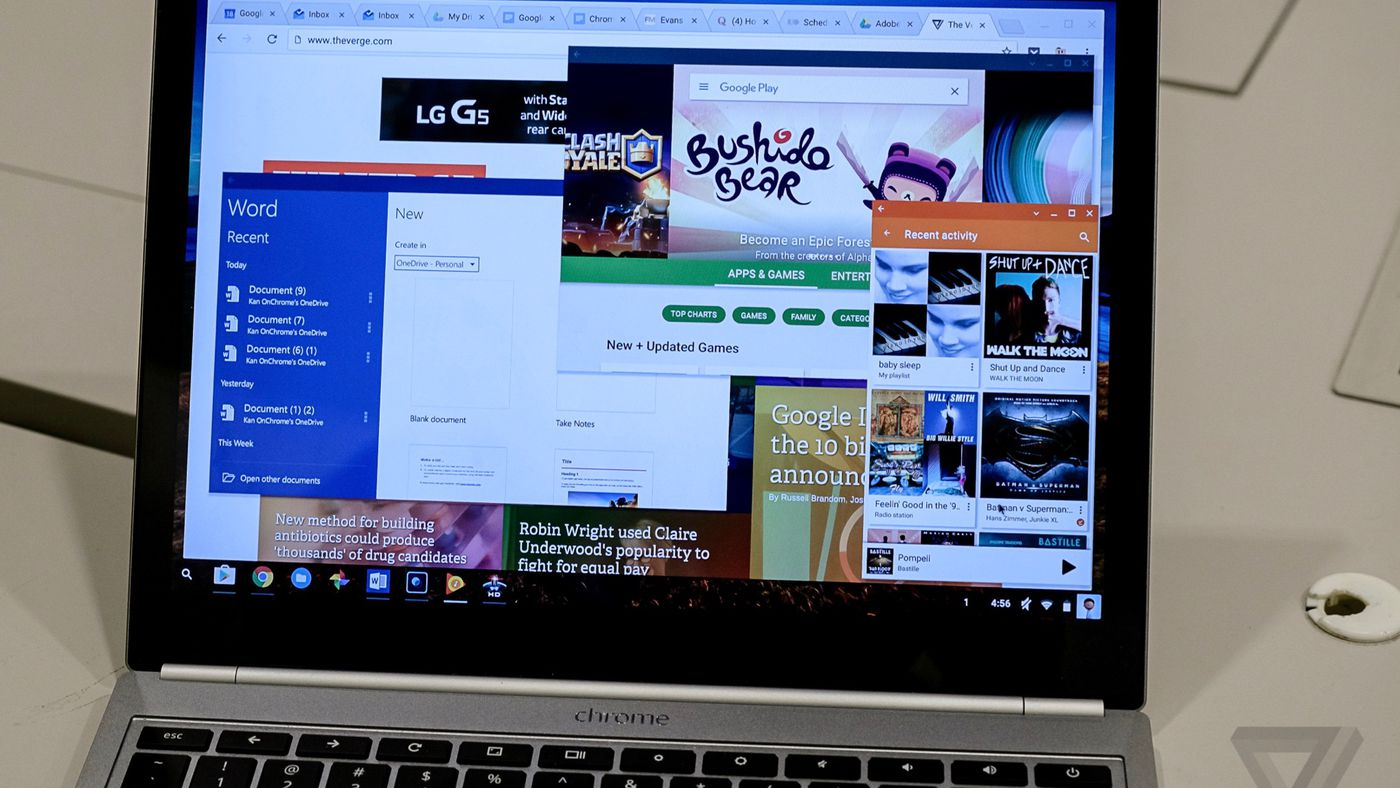 how to play laptop games on android phone