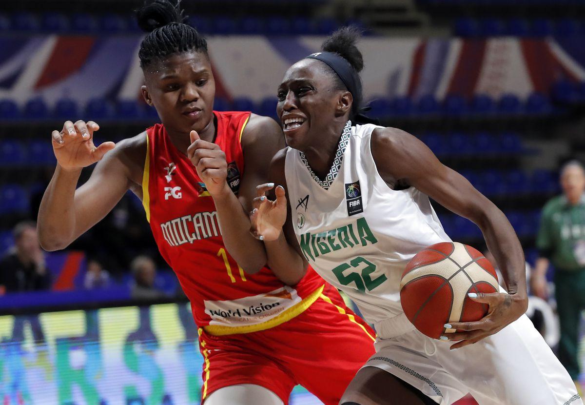 FIBA Women's Olympic Qualifying Tournament : Nigeria v Mozambique