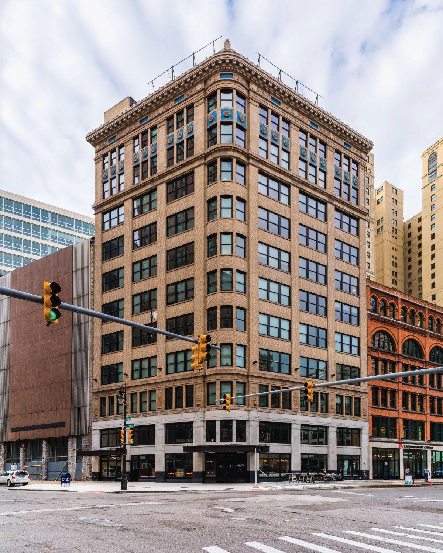 Capitol Park Lofts Now Open Downtown Curbed Detroit