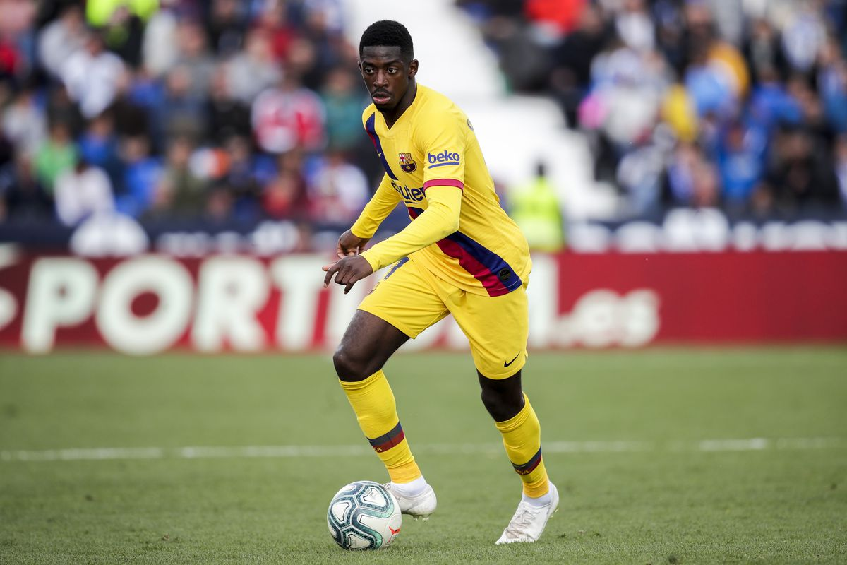 Leganes v FC Barcelona - La Liga Santander