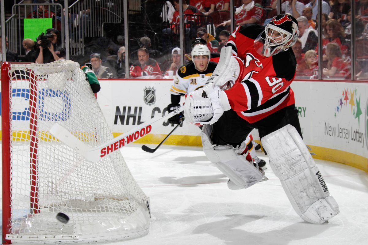 DeBoer wouldn't mind seeing this guy back with the Devils this season.