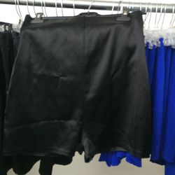High-waisted shorts, size M, $50 (were $372)