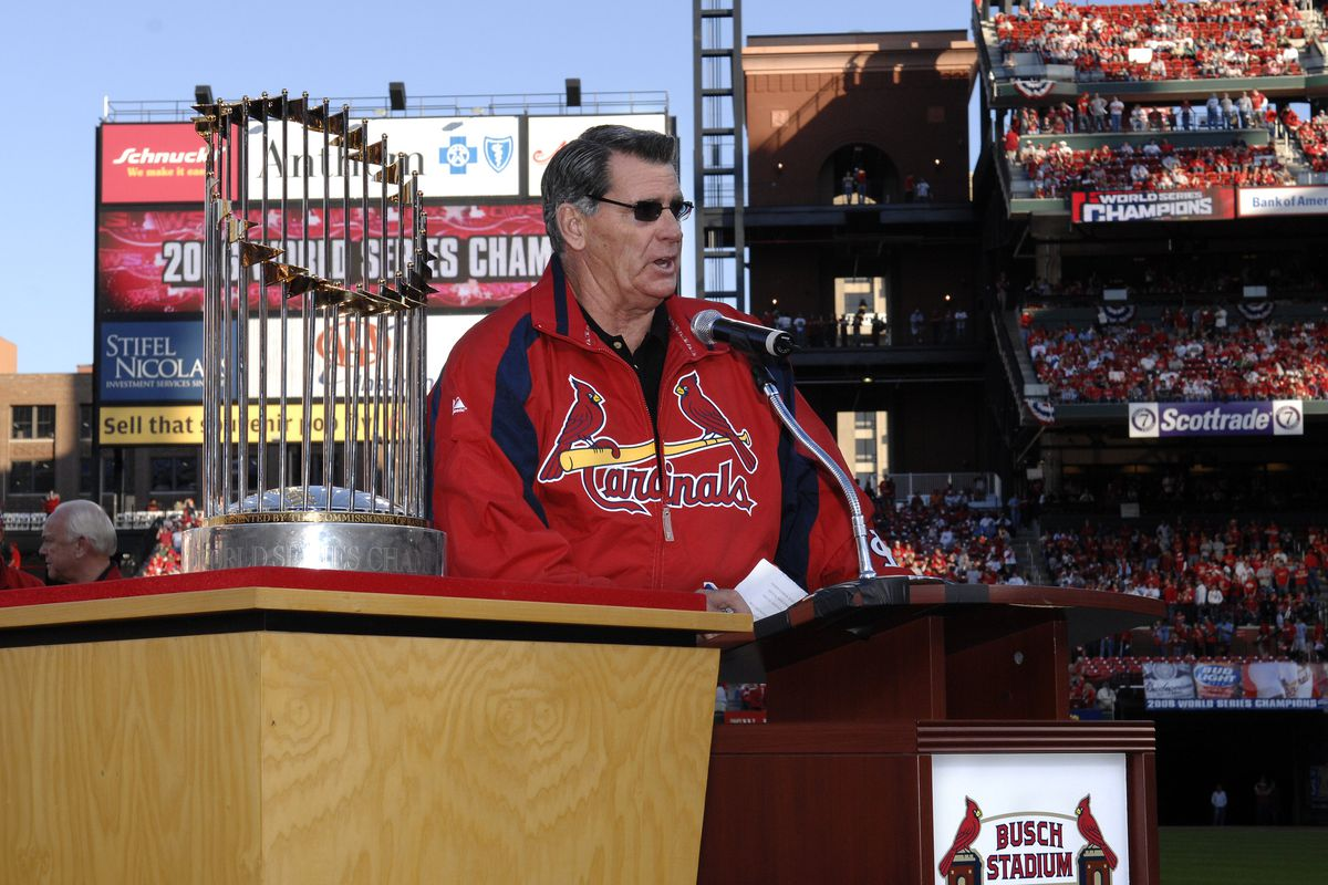 St. Louis Cardinals World Series Victory Parade