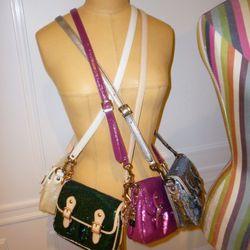 Coach Poppy Sequined Cross-Body Field Bag ($198)