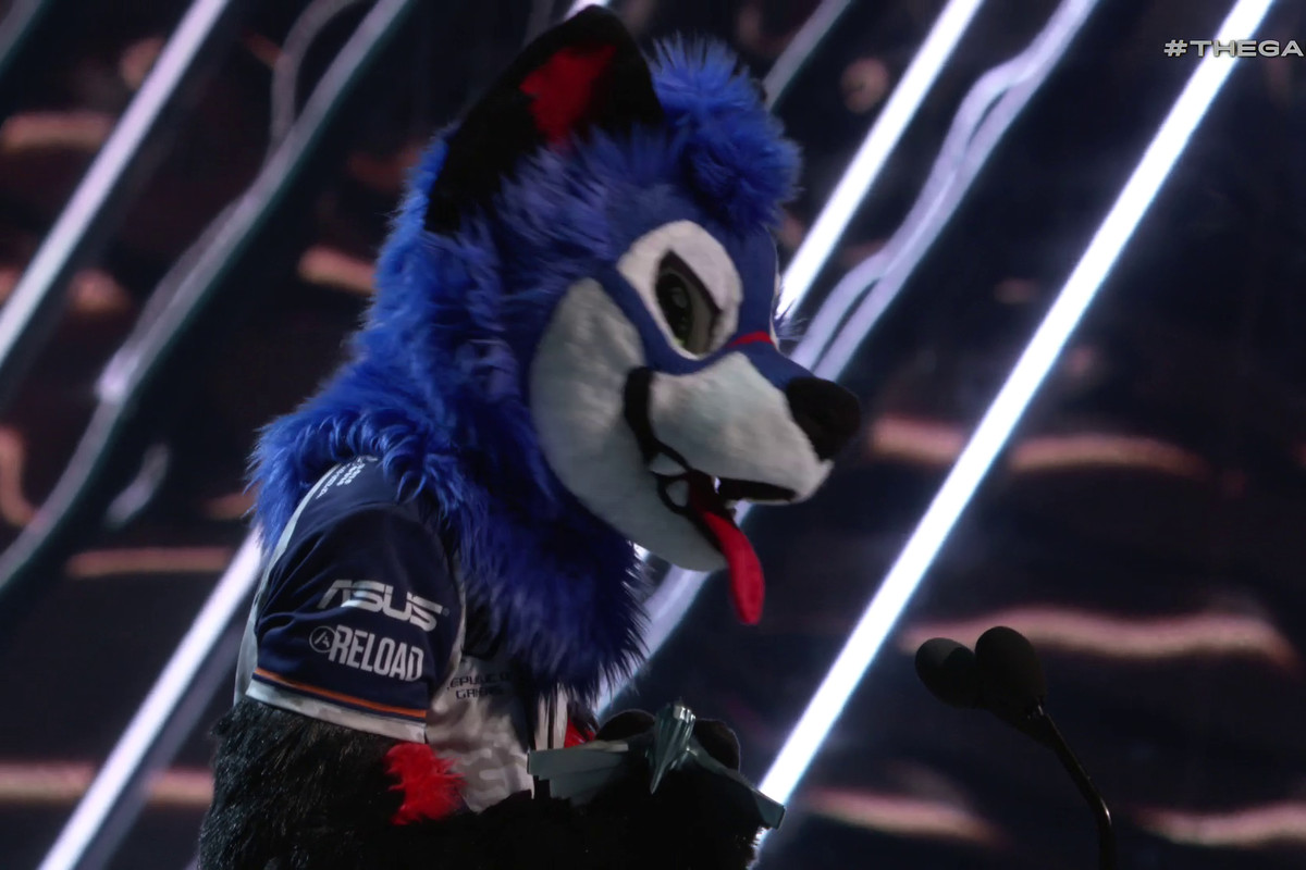 SonicFox at The Game Awards