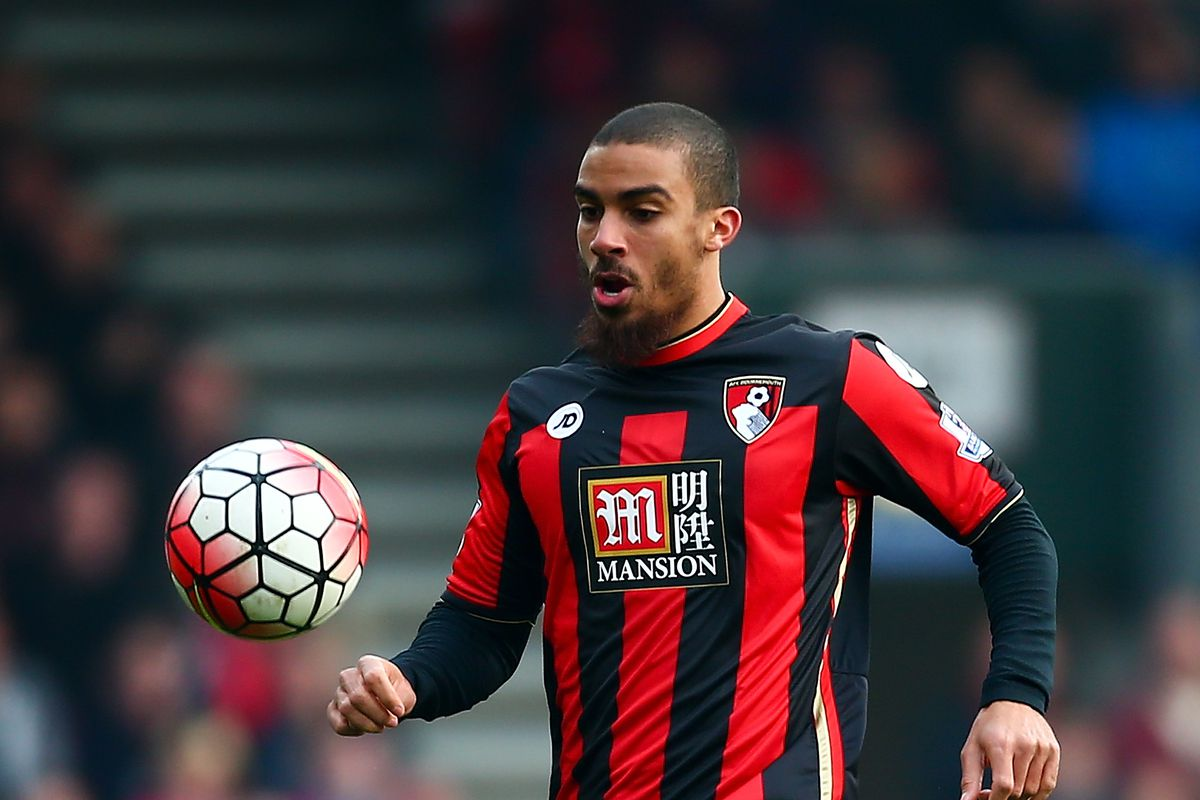The Bournemouth View On Lewis Grabban The Tilehurst End