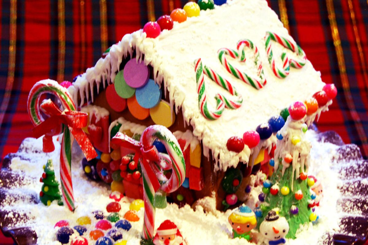 The Germans gave us the charming tradition of gingerbread houses.