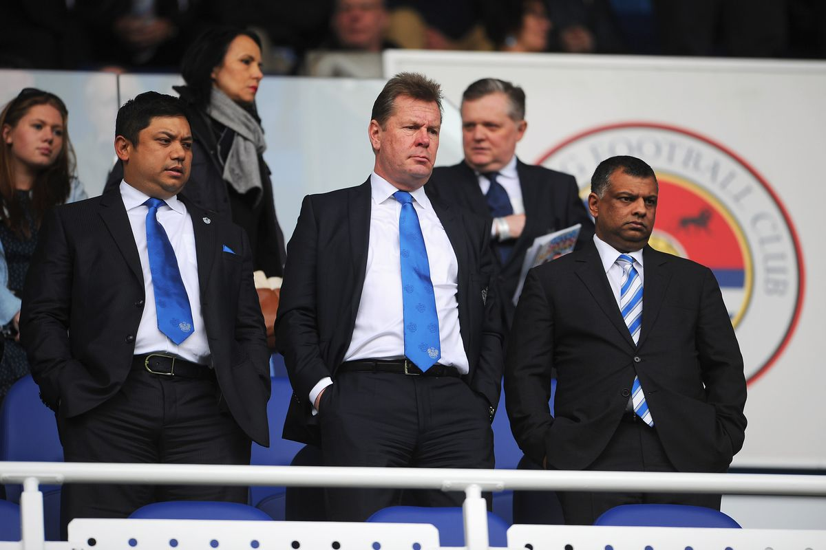 Gnanalingam (left) is getting more involved with QPR.