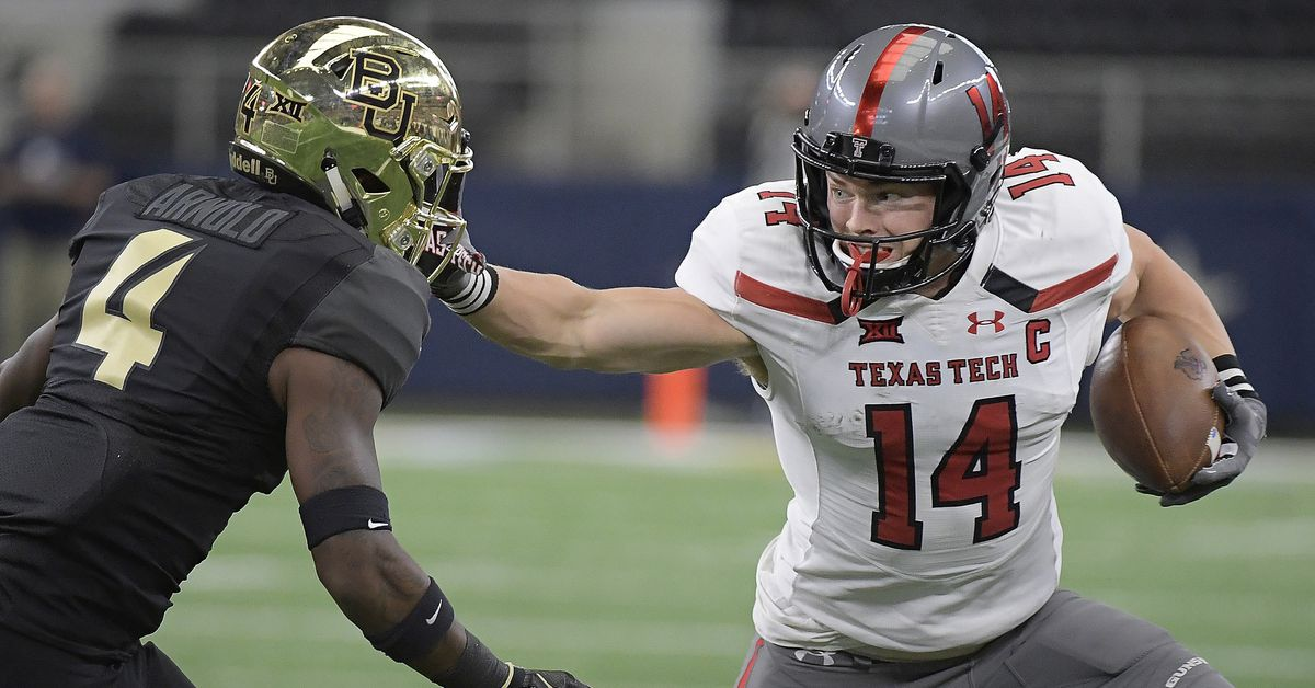 Chargers 90-in-90: WR Dylan Cantrell